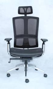 Fully Mesh Ergonomic Mesh Chair - ERGOMAN
