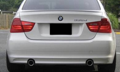 BMW E90 M3 Style Rear Trunk Spoiler