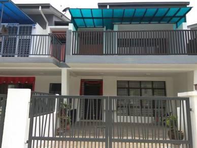 [[END LOT RENO]] 2 Storey Terrace House, M Residence, Tasik Puteri