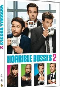 DVD Movie Horrible Bosses 2