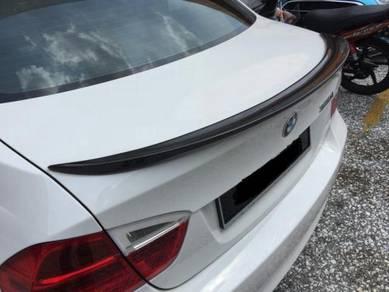 BMW E90 M Performance M3 Carbon Fiber Boot Spoiler