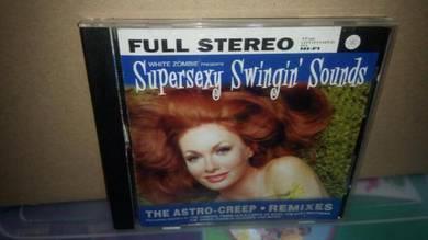 CD White Zombie - The Astro Creep Remixes