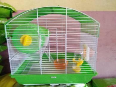 2 Level Hamster / Sugar Glider Cage