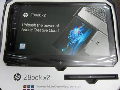 HP Zbook X2 G4 Touch 4K