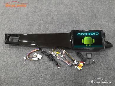 Perodua Bezza 10 inch Android Player 4G GPS Waze