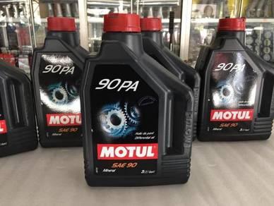 Motul 90PA gear oil LSD