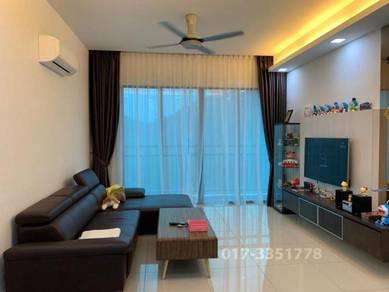 V-Residensi - Selayang Heights (corner,fully furnished)