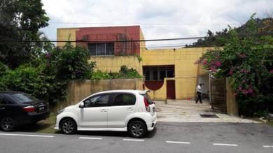 2sty Bungalow House Kemensah Heights Ampang, melawati, wangsa maju