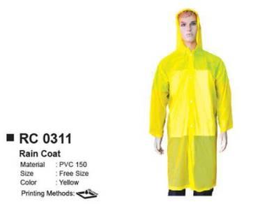 Rain Coat RC 0311