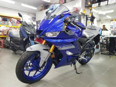 2020 Yamaha R25 r25 New Colour & Best Plan 4U