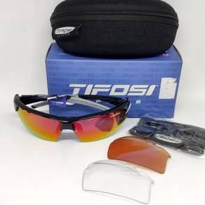 Tifosi Crit sunglasses - 3 lenses