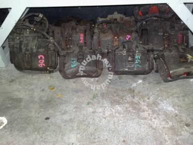 Honda front brake caliper vtec ori