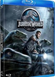 Blu-ray Movie Jurassic World
