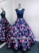 Prom dinner wedding bridal dress gown RBP0194