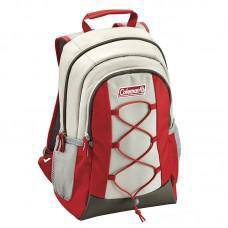 17RAGgColeman Cool Bag 10L Cool Backpack Beige/Red