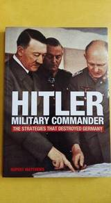 Military commander (history book)