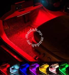 Led dashboard change 7colour remote plug & play