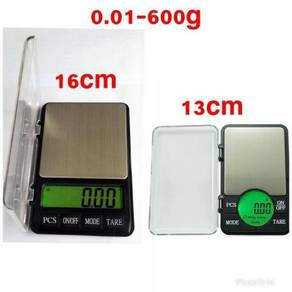 R Electronic Pocket DIgital Scale Penimbang 0.01g
