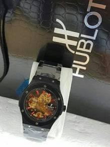 Steel big bang watch