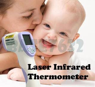 Non-Contact IR Laser Digital Body Forehead Thermom