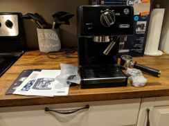 De'Longhi ECP3120 15 Bar Espresso Machine