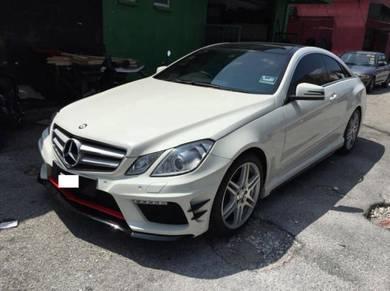 Mercedes benz W207 E Coupe Prior bodykit