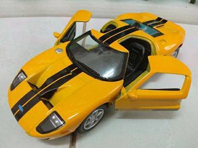Ford gt alloy diecast model