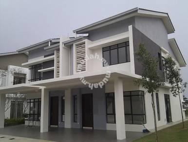 New Double Storey Terrace Alpine M Residence 2 Rawang