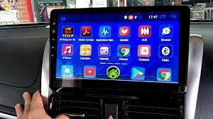 Toyota vios 14-18 10* oem android car player
