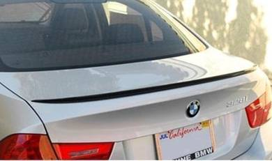 BMW E90 M3 Real Carbon Trunk Spoiler