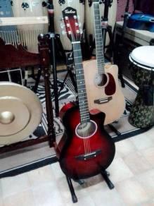 Acoustic Guitar T6000 (Redburst)