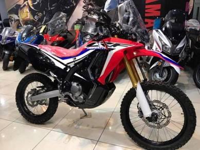 Honda CRF250RLA ~ CRF 250 ~ KLX 250