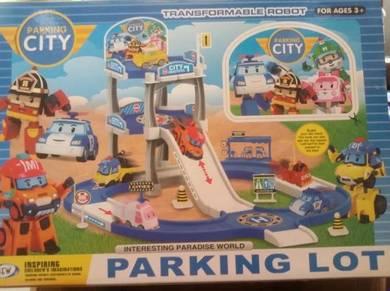 RoboCar Poli Parking Lot (643)