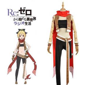 RE:ZERO Felt cosplay costume