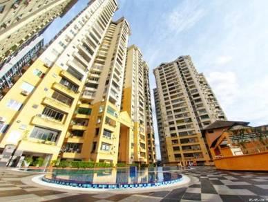 Setapak Ria Condominium Renovated Setapak [Corner Lot]