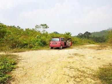 Tanah untuk buat rumah di Inas Johol kuala pilah