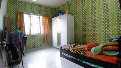 Apartment Teratai, GATED GUARDED, Taman Sutera, Kajang