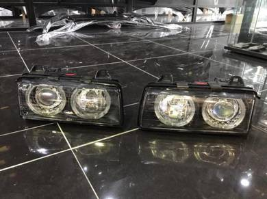 BMW E36 Project Head lamp