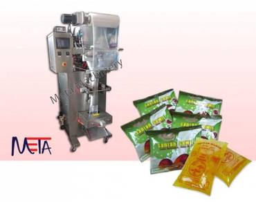 Liquid Chili Sauce Sachet Packing Machine Malaysia