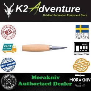 MORAKNIV WOOD CARVING 120 (100% Authentic)