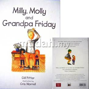 Kid Story Book- Milly Molly and Grandpa Friday