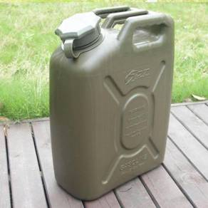 20L Plastic Jerry Can TANK 4WD 4X4
