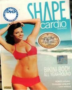 DVD Shape Cardio Bikini Body All Year-Round