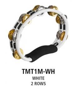 Meinl Hand Tambourine (TMT1M-WH)