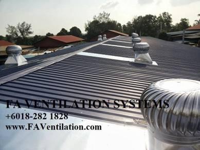 17RTSQ Wind Exhaust Fan US & FREE Air Vents