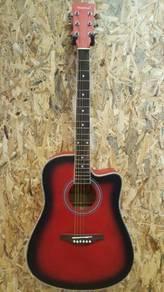 TengHai TH-41A 41 inch acoustic guitar with EQ