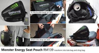 Monster Energy Seat Pouch