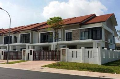 Last Unit[Berbaloi Sekali !!!] 24x90 Rumah Besar Dua Tingkat Freehold