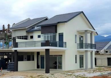 Rumah Teres 2 Tingkat Yang Termurah di Ipoh