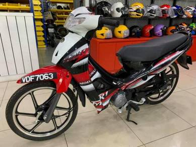 Modenas MR1 New Bike Interchange ~ Mileage 0 Km